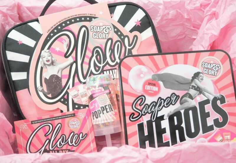 Soap and Glory Christmas Gift Sets