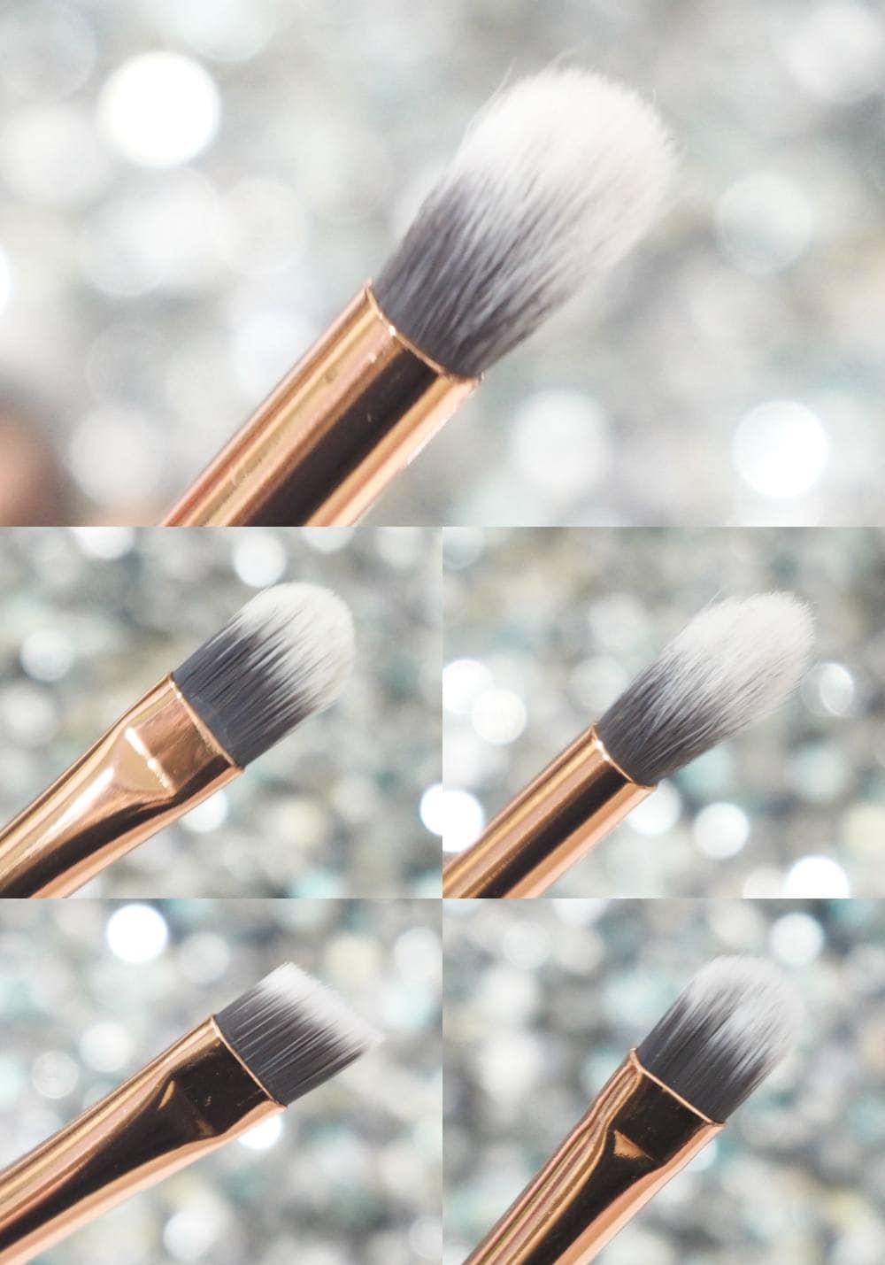 £6 AliExpress 10 Piece Marble Makeup Brush Set