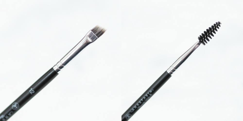 Anastasia Beverly Hills Large Synthetic Duo Brow Brush #12