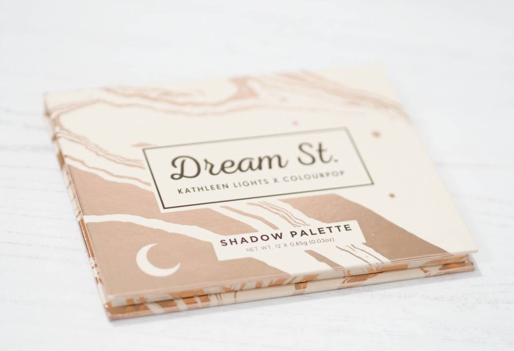 ColourPop x Kathleen Lights Dream Team Collection Review and Swatches including Dream Street Palette, Rever, Dreamy and Moon Child Liquid Lipsticks