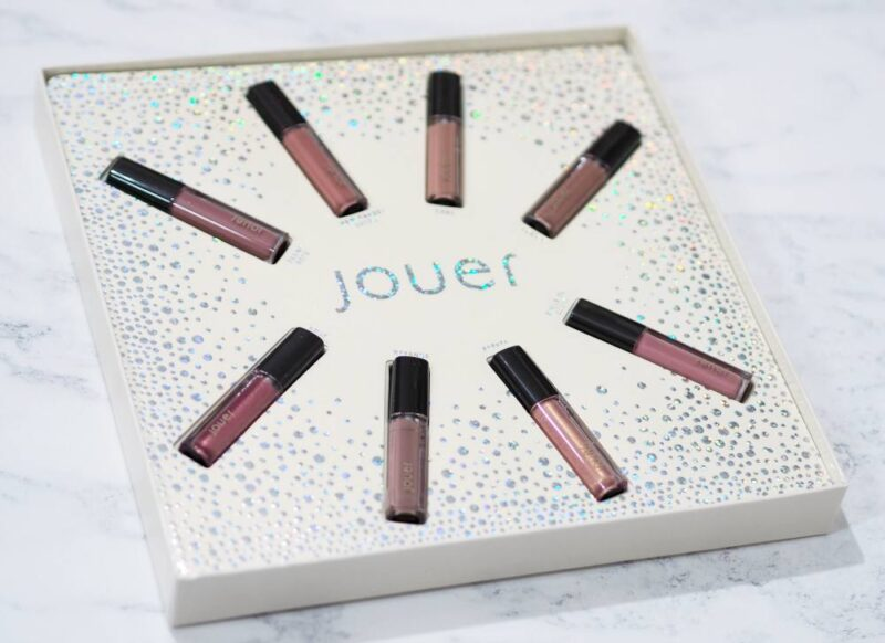 Jouer Best of Nudes Lip Creme Collection