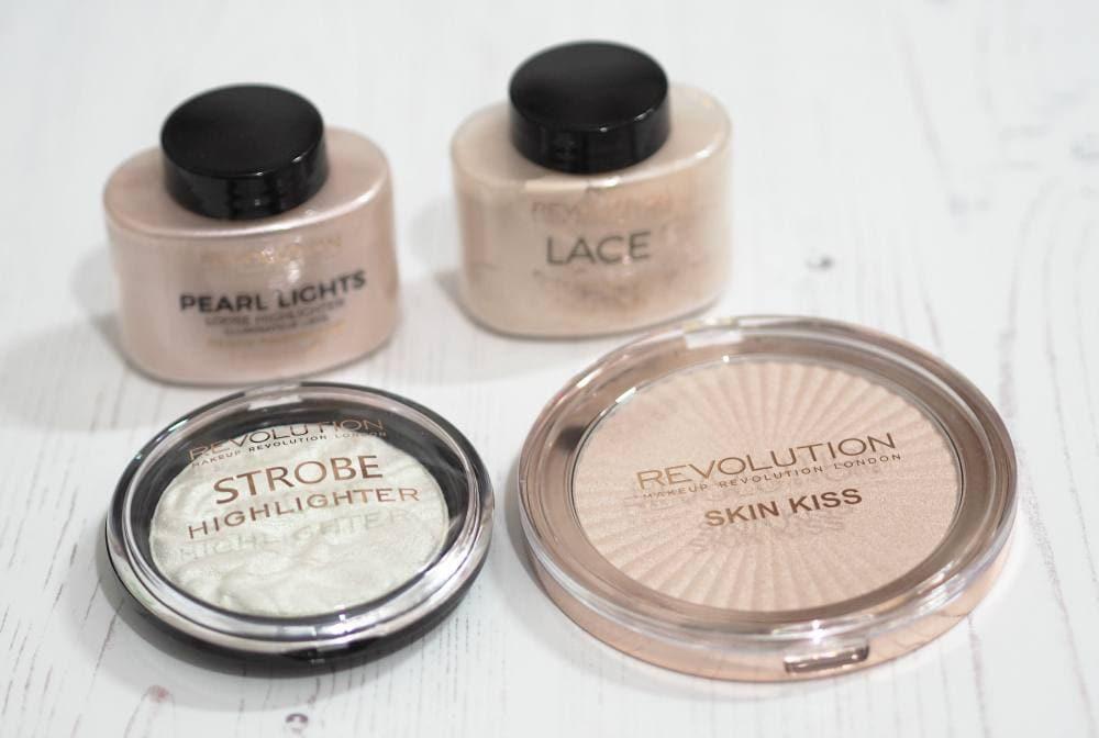 Makeup revolution lace