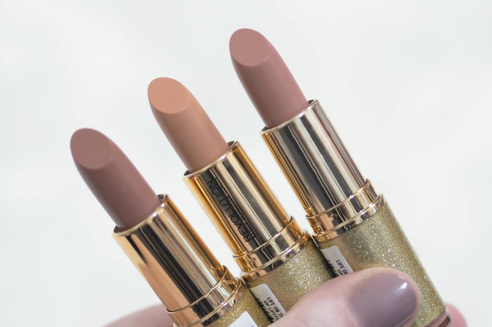 Makeup Revolution VIP Life On The Dancefloor Lipsticks