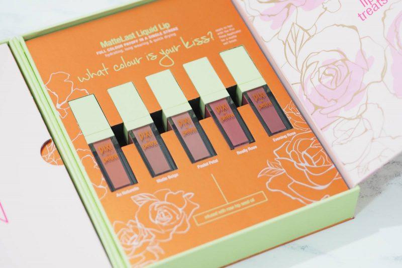 Pixi MatteLast Liquid Lips and Rose Skincare