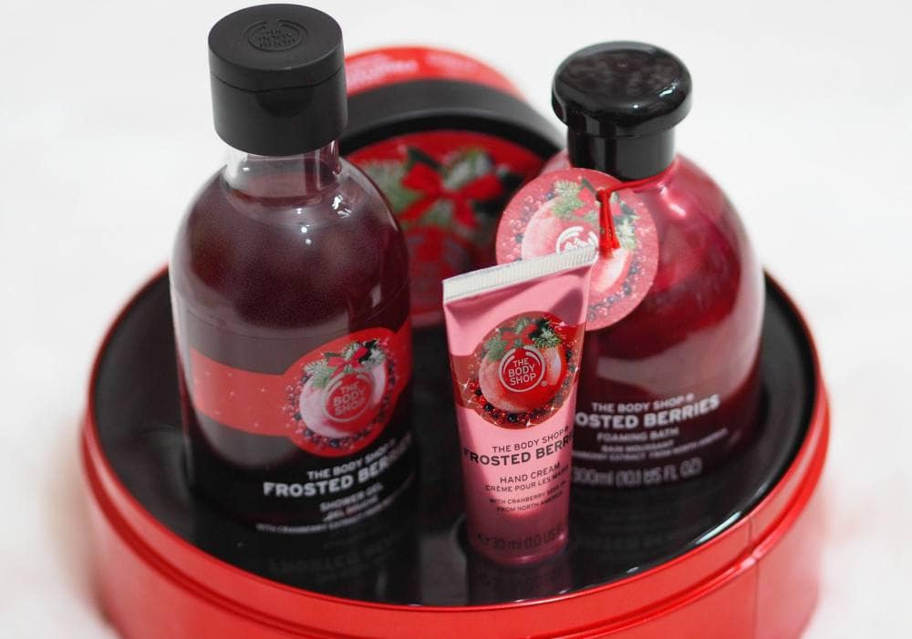 Christmas Gift Sets Body Shop.The Body Shop Christmas Gift Sets Review And Overview