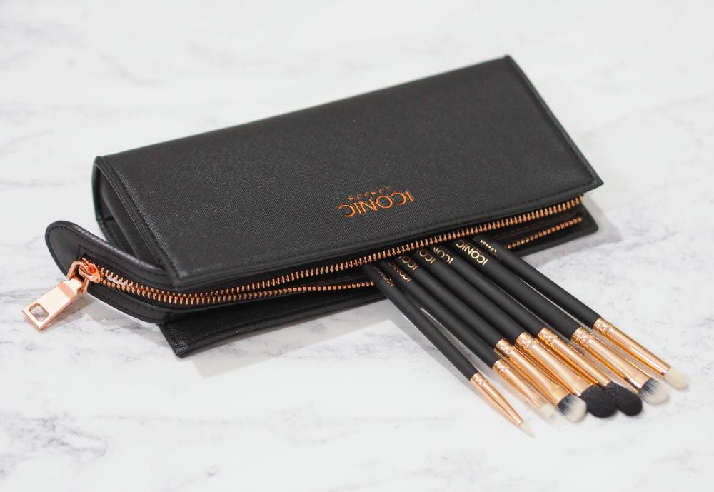 Iconic London Complete Eye Set Brush Set