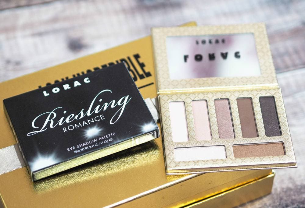 Look Incredible Deluxe January Box 2018