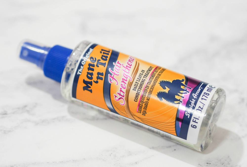 Mane 'n Tail Hair Strengthener Daily Leave In Conditioning Treatment