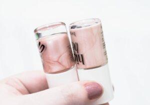Technic Night Glow Vs. Benefit High Beam Liquid Highlighters - Dupe Wars!