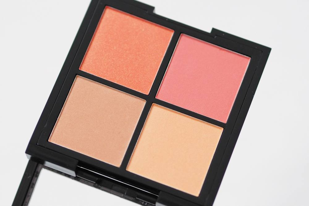 Barry M Blusher Palette Review and Swatches