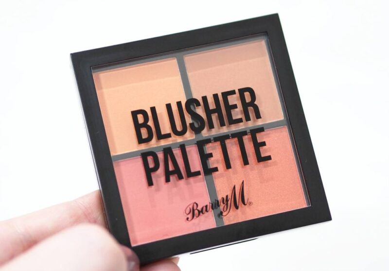 Barry M Blusher Palette