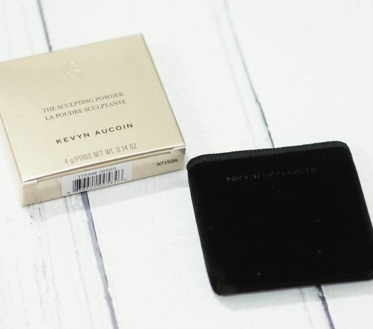 Kevyn Aucoin The Sculpting Powder Review and Swatches