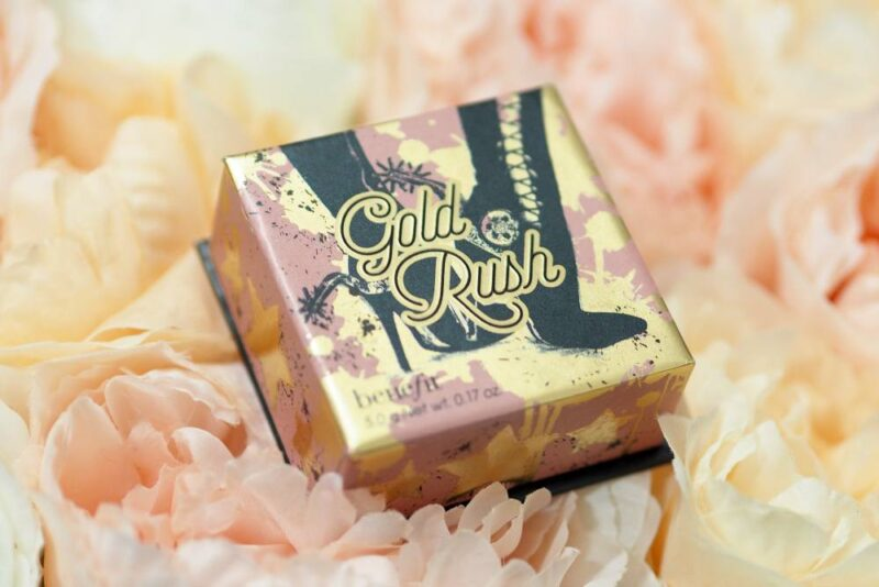 Benefit Gold Rush Blush Box 'O Powder