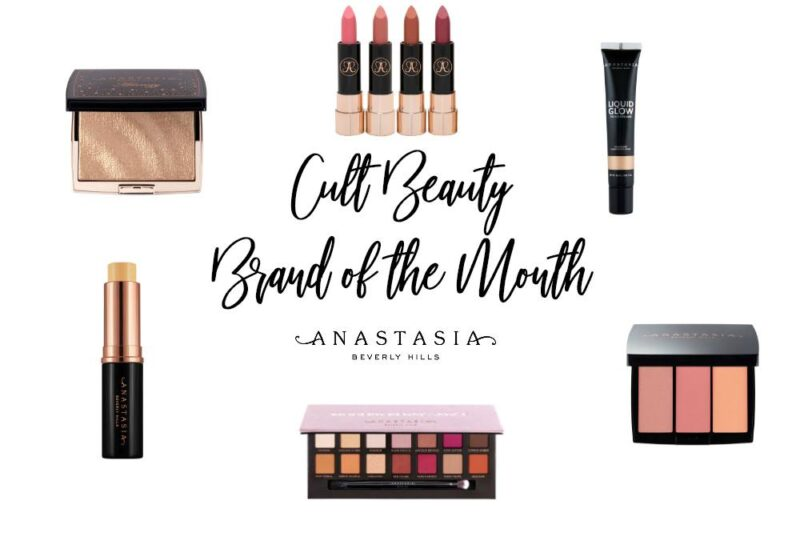 Cult Beauty Brand of the Month – Anastasia Beverly Hills