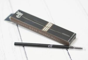 ELF Ultra Precise Brow Pencil in Neutral Brown Review and Swatches