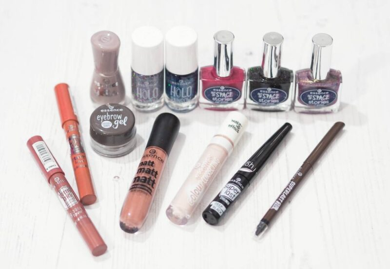 Essence Makeup Haul #3