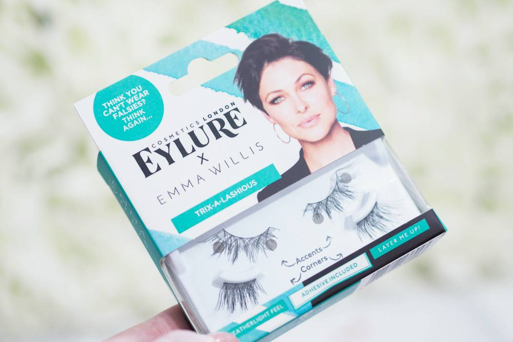 7bcd4fcc853 Eylure x Emma Willis False Eyelashes Collection Review - All The Aces, ...