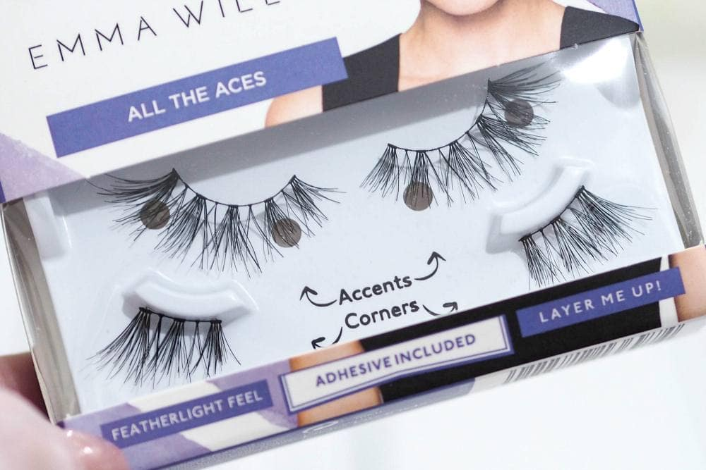 f250d5c8146 ... Eylure x Emma Willis False Eyelashes Collection Review - All The Aces,  Trix-a