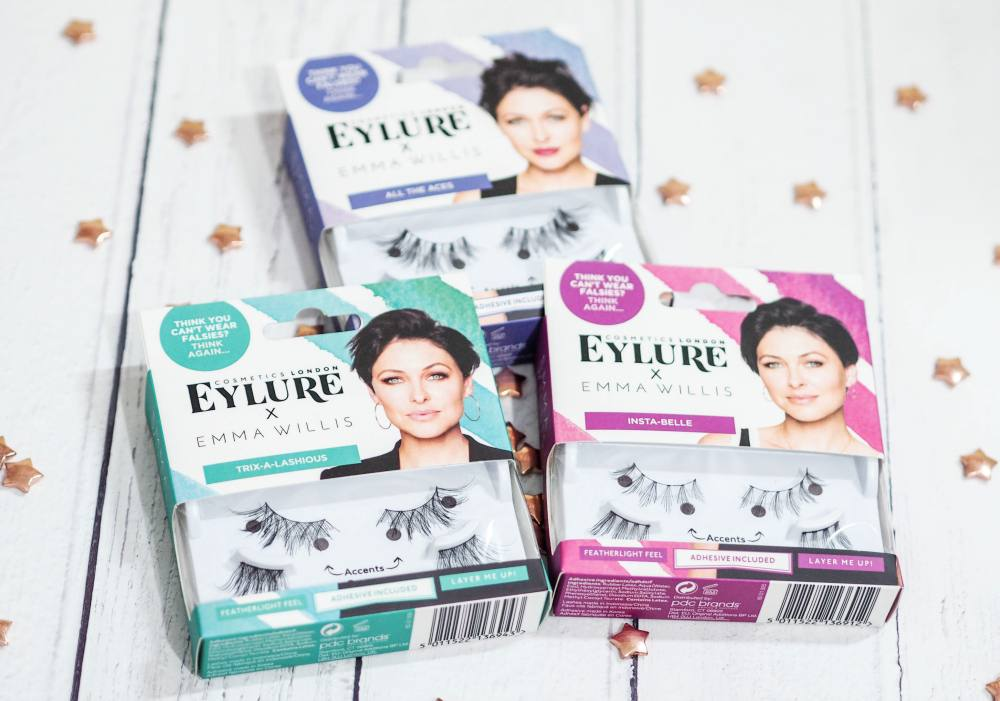 f2f18a700ea Eylure x Emma Willis False Eyelashes Collection Review - All The Aces,  Trix-a