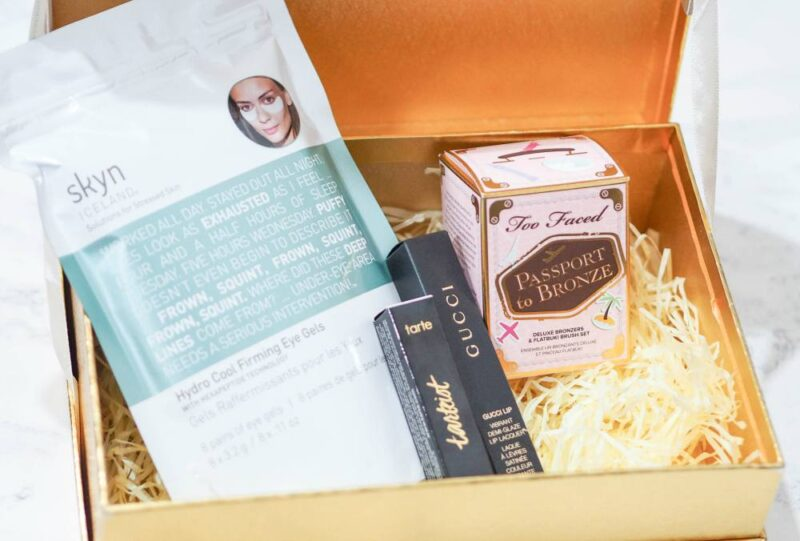 Look Incredible Deluxe March Box 2018