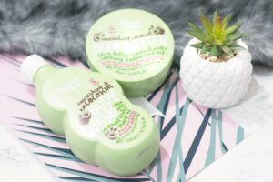 Soaper Duper Nourishing Coconut Body Wash and Body Butter