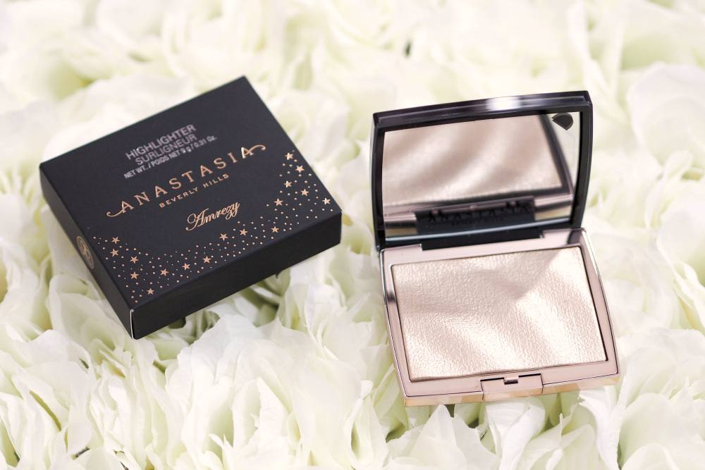 Anastasia Beverly Hills Amrezy Highlighter Review and Swatches