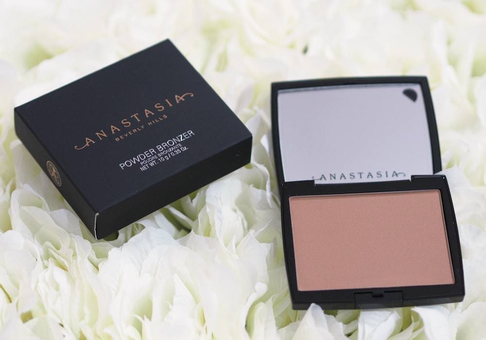 Anastasia Beverly Hills Rosewood Powder Bronzer Review and Swatches