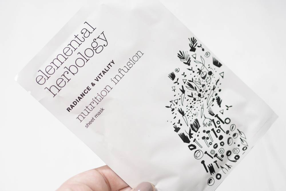Elemental Herbology Skincare Introduction - Facial Soufflé, Vital Glow and Nutrition Infusion
