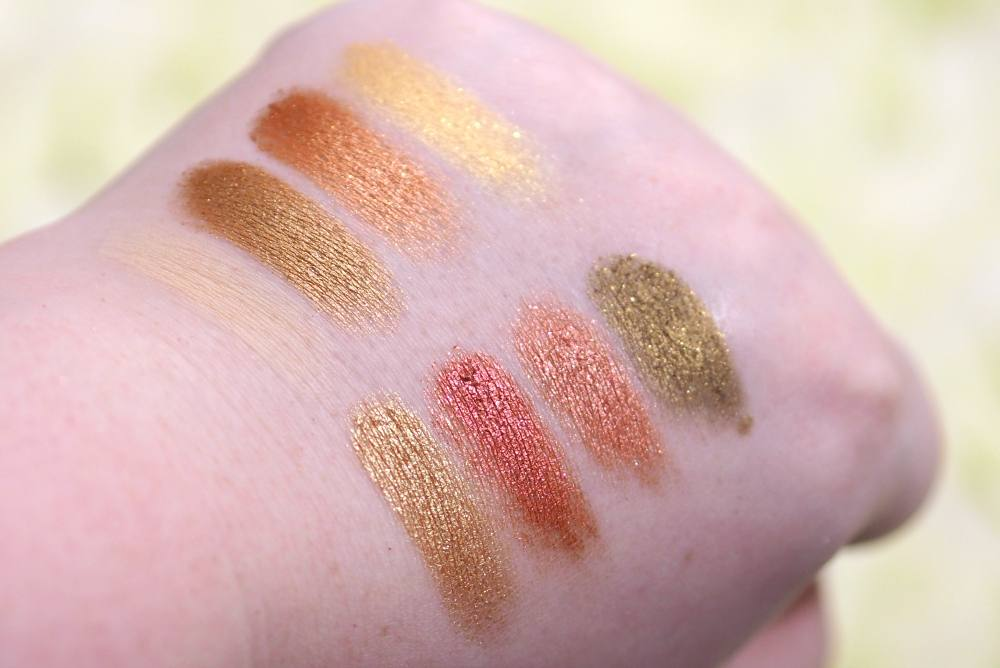 Makeup Revolution Pro Bewitch Supreme Eyeshadow Palette Review and Swatches