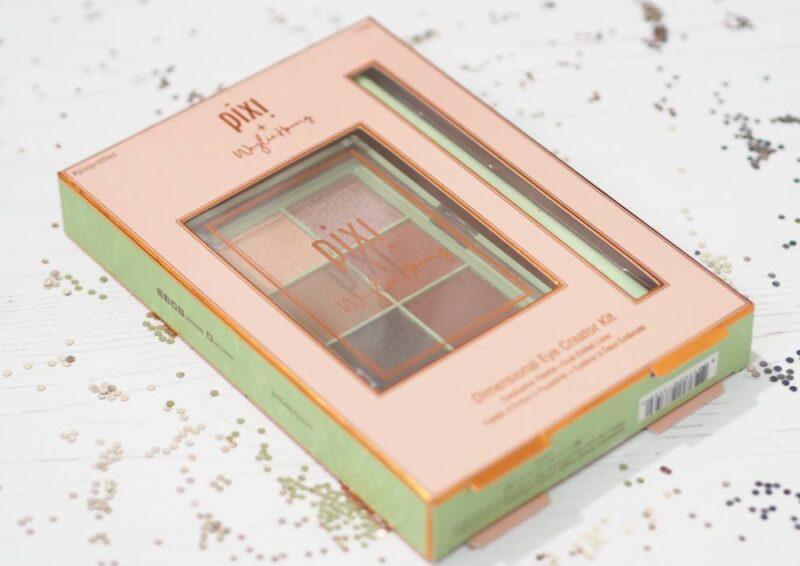 Pixi x Weylie Dimensional Eye Creator Palette and Eyeliner Set