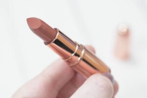 Revolution Chauffeur Rose Gold Lipstick Review and Swatches