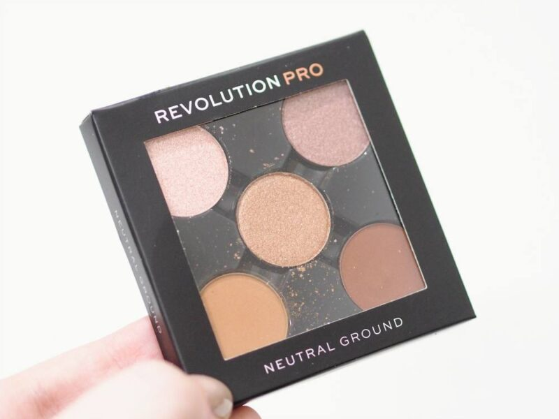 Revolution Pro Neutral Ground Eyeshadow Refill Pack