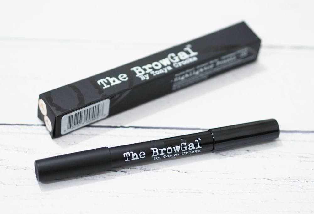 The BrowGal Brow Collection Review and Swatches