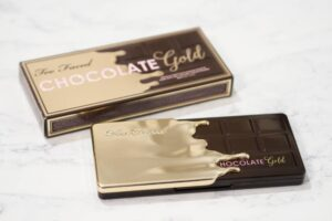 Too Faced Chocolate Gold Eyeshadow Palette Review and Swatches