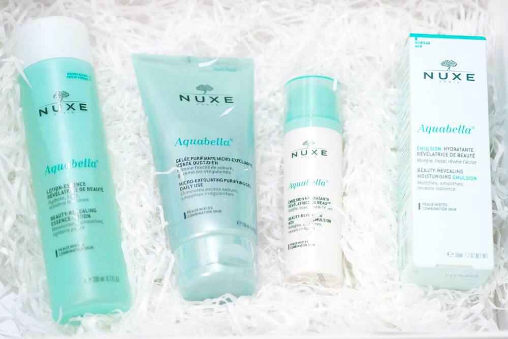NUXE Aquabella Skincare Collection
