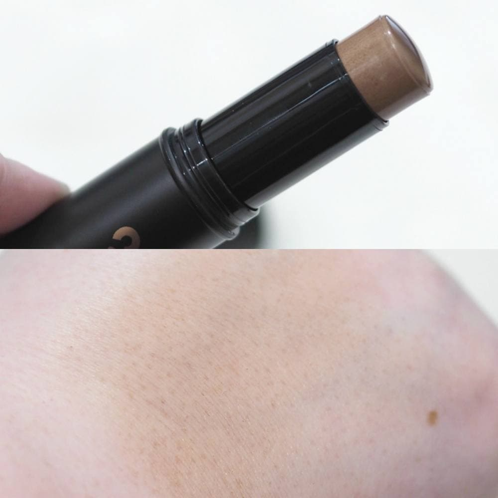 CYO Cosmetics Summer Glow Makeup Review and Swatches including Gift of Gold Bronzing Shimmer Oil, Cool as a Coconut Cooling Bronzing Stick