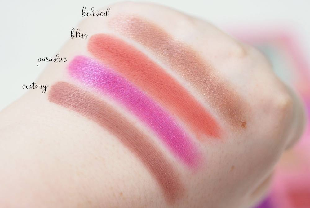 Lime Crime Venus III Eyeshadow Palette Review and Swatches