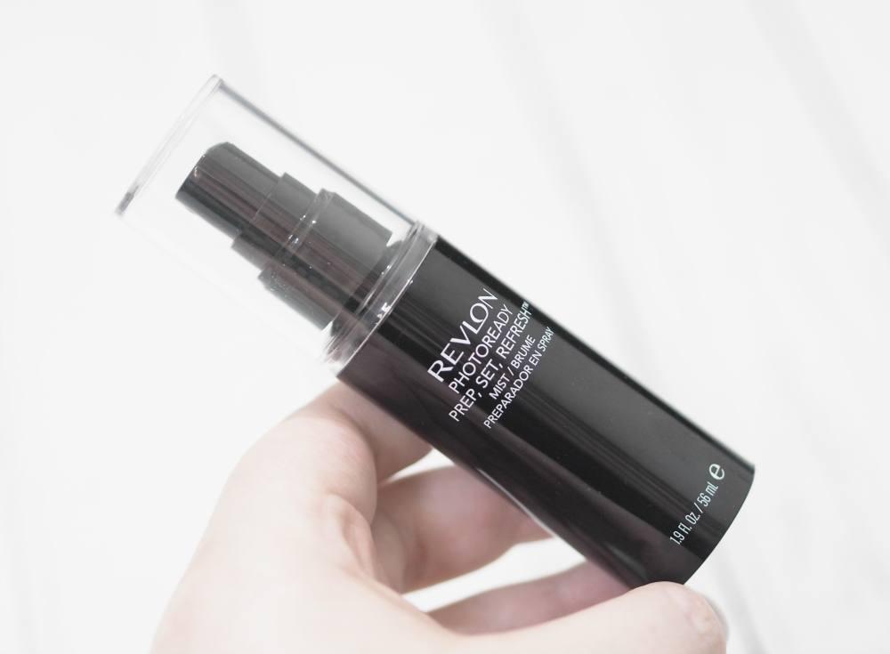 Revlon PhotoReady Prep Set Refresh Mist Makeup Setting Spray Review