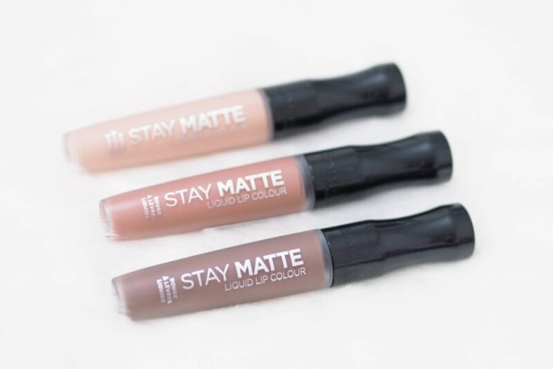 Rimmel Stay Matte Liquid Lip Colours