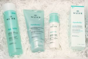 The NEW NUXE Aquabella Skincare Collection