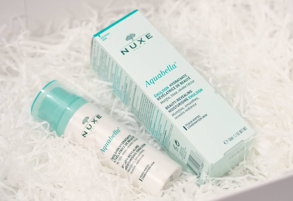 The NEW NUXE Aquabella Skincare Collection Review