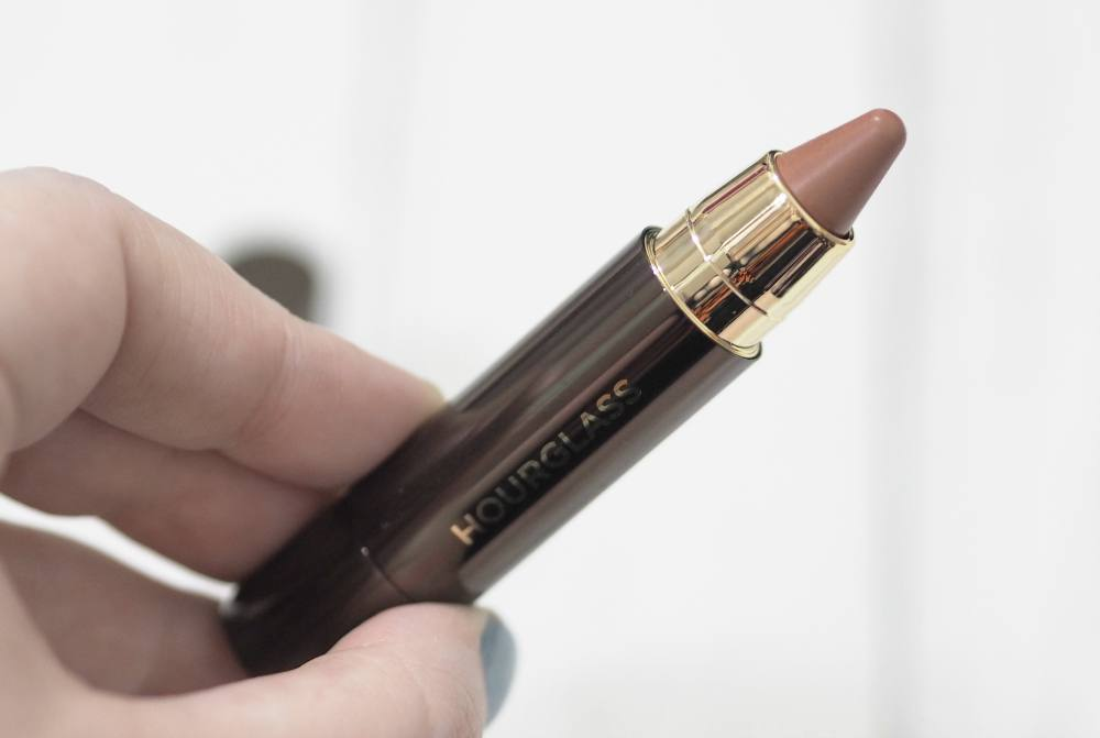 Hourglass Girl Lip Stylo in the shade Peacemaker Review and Swatches - Gemma Etc.