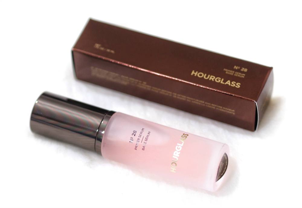 Hourglass No 28 Primer Serum Review - the perfect primer for dry skin