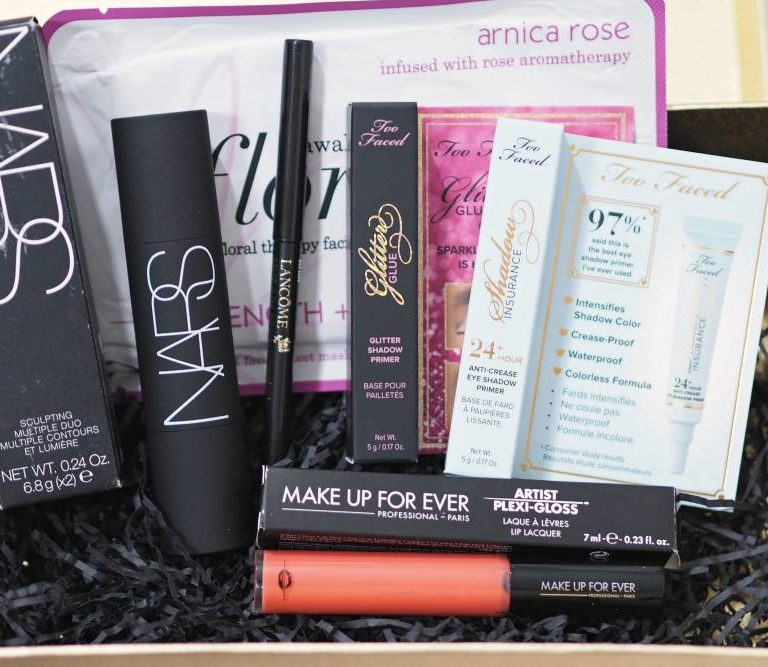 Look Incredible Deluxe June Beauty Box 2018 Unboxing and First Impressions