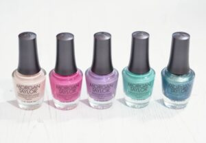 Morgan Taylor Royal Temptations Spring 2018 Nail Polish Collection