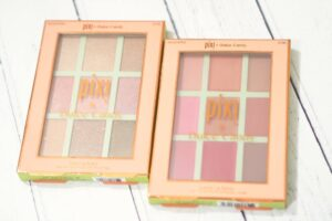 Pixi x Dulce Candy Sweet Glow + Sugar and Spice Palettes