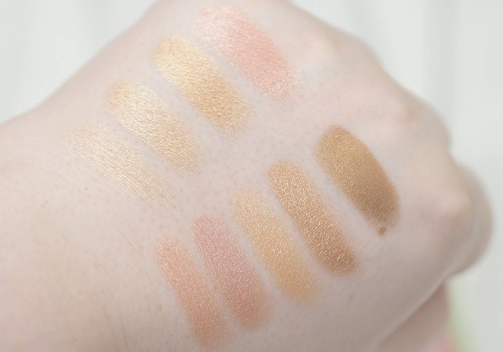 Pixi x Dulce Candy Sweet Glow + Sugar and Spice Palettes Review and Swatches