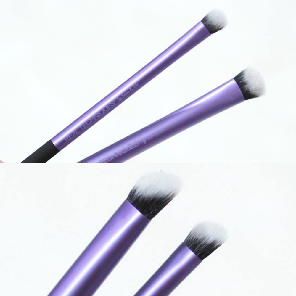 ... Real Techniques InstaPop Makeup Brush Collection Review - InstaPop Face Brush, Cheek Brush and Eye