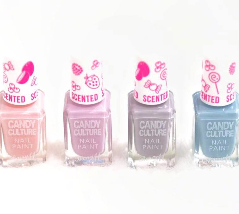 Barry M Candy Culture Nail Polish Collection