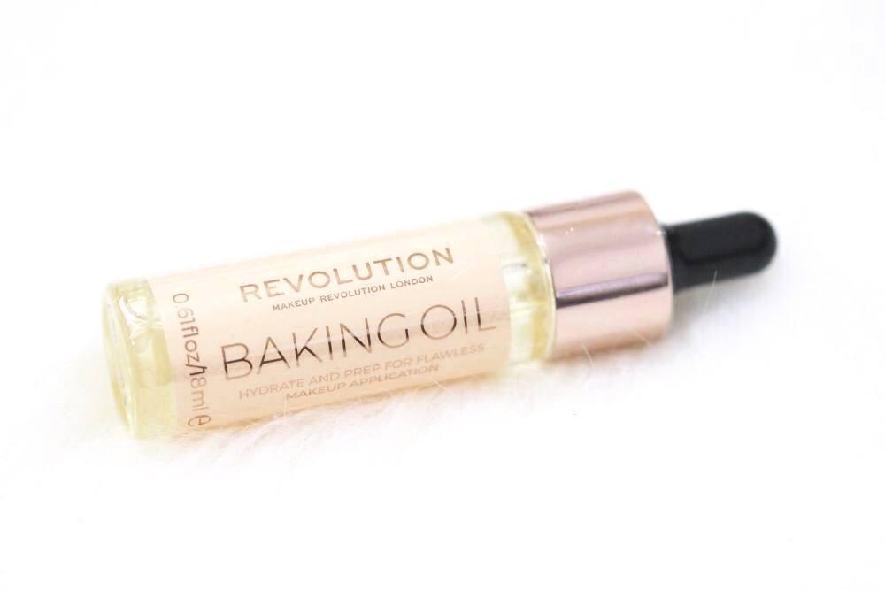 Revolution Baking Oil